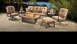 Gensun Patio Furniture Florence by O W Lee Luxurious Outdoor Casual Furniture U0026 Fire Pits