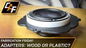 Choose The Right Material For Custom Speaker Adapters ...