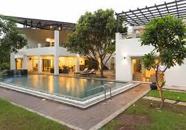 100 The Leaf House Villa By Vista Rooms Alibaug India Bookingcom