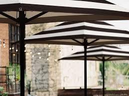 Sunranger Umbrella For Cafes Restaurants And Resorts Outdoor Umbrellas At Shade Australia