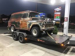 Cool Great 1957 Chevrolet 1500 57 Chevy Panel Truck 4x4 RatRod ... Truck 1957 Chevy Panel Pictures Collection All Types Shareofferco Rare Chevrolet 12 Ton 502 V8 Hot Rod For Sale Save Our Oceans Custom With One Of A Kind Grill Cars 1965 Network Bangshiftcom Napco 1955 Youtube Feature 210 Wagon Classic Rollections Chevrolet Ride On Toy Cadealerships Ohio Car 1959 Suburban Ton Napco 4x4 Frame For Sale