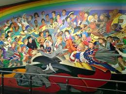 denver international airport murals pictures five things you didn t about the at denver international