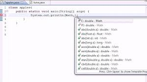 Math Ceil Java Int by Math Class Methods Learn Best Basic Java