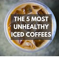 The 5 Worst Fast Food Coffee Drinks For Your Health