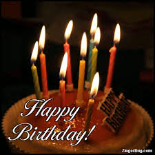 to the codes for this image Happy Birthday Cupcake With Animated Candles