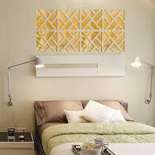 32 pcs fischgräten fliesen platz wand spiegel aufkleber für schlafzimmer badezimmer tv bcakground acryl kunst wohnkultur aufkleber klebstoff wandbild
