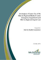 An Analysis of Senior Use of the Mat Su Regional Medical Center