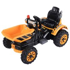 Kids Ride On Tipper Dumper Truck W/ Dump Bucket 12V Electric Battery ... Jeronimo Monster Ride On Truck Details About 12v Kids On Car Rc Remote Control W Led Jual Obral Tomindo Toys Ct619 Biru Mainan Anak Amazoncom Costzon Jeep 2wd Powered Manual Fire More Onceit Best Choice Products Semi Big Shop Costway Suv Mp3 Electric Cars For Toddlers Jay Goodys Forklift With Combustion Engine Rideon Truckmounted Handling Rideon Toy Trucks Ragle Design