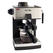 Mr CoffeeR Steam Espresso And Cappuccino Maker