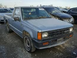 100 1988 Dodge Truck Ram 50 Rear End Damage JB7FL24D2JP091534 Sold