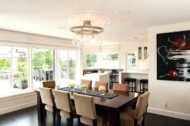 Transitional Chandeliers For Dining Room Classy Design Tremendous Tables Decorating Ideas