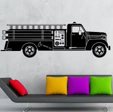 Hot Sale Car Truck Wall Decal Vinyl Wall Art Mural Firefighter Truck ... Firefighter 1 Other Seriously Injured In Fire Truck Collision Cbs Dz License For Refighters New York City Refighter Truck Fdny Tower Ladder Driving Fire Stock Photo Dissolve Bizarre Accident Hospitalized After Falling Out Of His About Us Trucks Rescue Apk Download Gratis Simulasi Permainan Finds Stolen Completely Stripped Modern Flat Isolated Illustration Vector Drops From The During Refighting Ez Canvas Red Free Image Peakpx Buy Online Saurer S4c 1952 Tea Sheeted