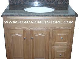Single Sink Bathroom Vanity With Granite Top by Granite Vanity Tops Rta Cabinet Store