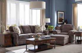 Broyhill Emily Sofa Blue by Broyhill Sofas And Sectionals