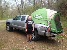 3 Best Truck Bed Camping Tents