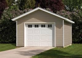 12 x 20 x 8 1 Car Garage at Menards