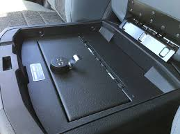 The Console Vault In-vehicle Safe | OutdoorHub Our Reviews Center Console Safe Anyone Have One Dodge Ram Forum Dodge Weapon Storage Vaults Product Categories Troy Products Amazoncom Ford F150 2015 Security Insert Sports Outdoors The Vault Invehicle Safe Outdoorhub For And Lincoln Lt Floor 2004 Truck Elegant New 2018 Chevrolet Silverado 1500 Lt Locker Down Vehicle Youtube Portable Gun Travel Tuffy Ram Trucks 2010 Forums Owners Club Suv Auto By Of
