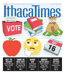 May 10, 2017 By Ithaca Times - Issuu Chuck Logan Chucklogan777 Twitter Finger Lakes Daily News Weny Local Home 90 Days Restaurants A Ravenous Goodbye To Ithaca New York Portfolio Christopher Brellochs Saxophonist Blog Trumansburg Teachers Teaching Outside The Box Lindas Other Life Archive August On Coins And Hexagrams Allows For Quick Easy Csultationbr Online Bookstore Books Nook Ebooks Music Movies Toys