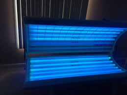 tanning bed sun quest pro 16se works great all bulbs recently