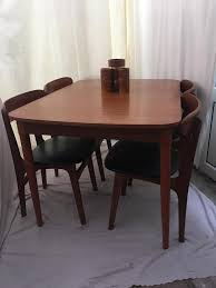 VINTAGE Dining Table And 4 Chairs EXTENDABLE To Seat 6 RETRO 1960 Danish  Design | In Batley, West Yorkshire | Gumtree Ding Room Fniture Cluding A Table Four Chairs By Article With Tag Oval Ding Tables For 8 Soluswatches Ercol Table And Chairs Elm 6 Kitchen Room Interior Design Vector Stock Rosewood Set Extendable Whats It Worth Find The Value Of Your Inherited Fniture Wikipedia Danish Teak Wood Chairs Circa 1960 Set How To Identify Genuine Saarinen Table Scandart Vintage Mid Century S Golden Elm Extending 4