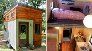 100 Tiny Home Plans Trailer College Student Builds Tiny Home To Graduate Debtfree