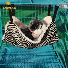 canap hamac zèbre motif canapé chien hamac sac de couchage pour chaise
