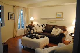 Living Room Ideas Brown Sofa Curtains by Rustic Maple Our Living Room Is Finally Painted