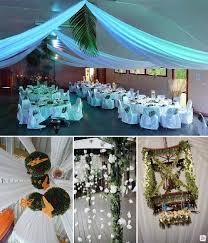 salle de fete idees decoration salle mariage