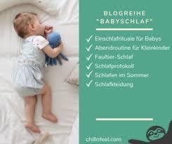 baby schnupfen schlafroutine für 48 72 std chill n feel
