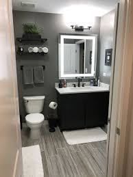 19 Excellent Grey Bathroom Ideas | Denver Home | Grey Bathrooms ... 50 Bathroom Ideas For Guys Wwwmichelenailscom Rustic Decor Ideas Rustic Bathroom Tub Man Cave Weapon View Turquoise Floor Tiles Style Home Design Simple To Mens For The Sink Design Decorating Designs 5 Best Mans 1 Throne Bathrooms With Grey Walls And Black Cabinets Grey Contemporary Man Artemis Office Astounding Modern Bathrooms Image Concept Bedroom 23 Decorating Pictures Of Decor Designs 2018 Trends Emily Henderson 37