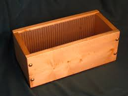 simple diy wood cd storage box without lid