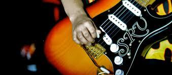 Stevie Ray Vaughans Guitar String Gauges