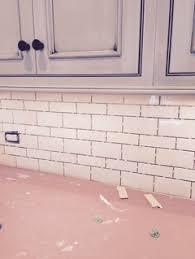 4x12 Subway Tile Spacing by Subway Tile Backsplash 1 2 Or 1 3 Offset