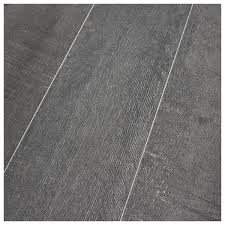Alloc Original Dark Saw Oak 108 Mm Laminate Flooring Sample
