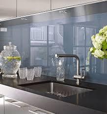 Patterned Glass Splashbacks For Kitchens