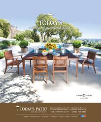 Christy Sports Patio Furniture Boulder by Jensen Leisure Opal Collection Today U0027s Patio Magazine Ad