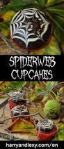 Rice Krispie Halloween Treats Spiders by Halloween Spiderweb Cupcakes Harry And Lexy U0027s Workshop