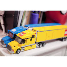 100 Lego Toysrus Truck Retired 3221 7848 Toys R Us ONLY Toys Games Other