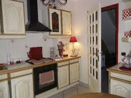 meuble cuisine en chene comment peindre une table de cuisine en chêne en blanc résolu