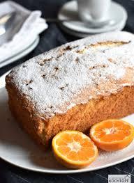 getränkter mandarinenkuchen mit frischen mandarinen 1x
