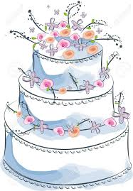 Another Gallery of Here s Why You Should Attend Wedding Cakes Clip Art
