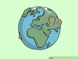 3 ways to make a model of the earth wikihow