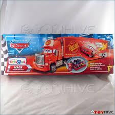 100 Mack Truck Playset Pixar Cars Hauler Hauler Lightning McQueens Bachelor