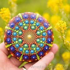 Bright And Colorful I Love Creating Mandalas Like So Much To Take Photos Of The