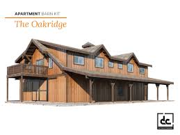 100 Barn Apartment Designs Kits DC Structures