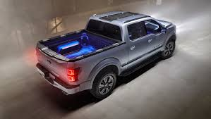 Ford Atlas Concept Showcases New Ideas For Pickup Trucks ...