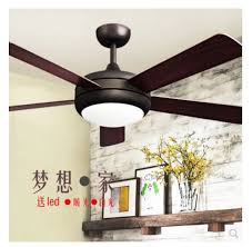 ceiling fan light minimalism modern fan l living room dining