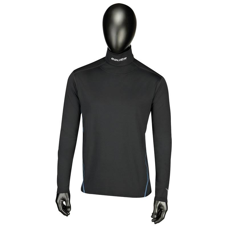 Bauer NG Core NeckProtect Long Sleeve Shirt