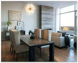 Dining Room Chairs Dallas Hotel Resorts Villa Modern Dark Rustic Table Houseplants