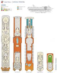 Carnival Ecstasy Cabin Plan by Carnival Paradise Deck Plans Radnor Decoration